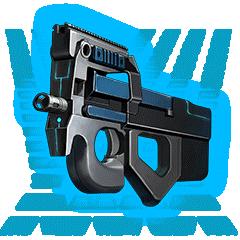 現代兵器「90FNP」